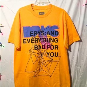 Men's Jaden Smith Igor Tour Merch Erys T Shirt